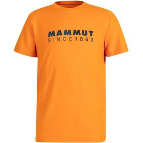Mammut Trovat T-Shirt Men, amarillo